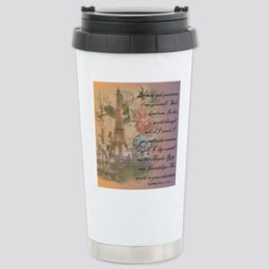 ParisABCDE12 Travel Mug