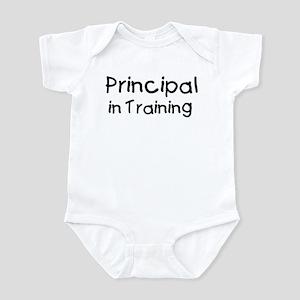 Principal in Training Infant Bodysuit