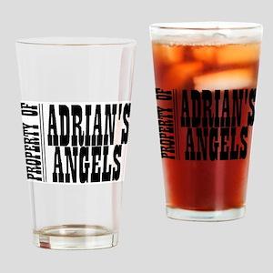 Adrians Angels POAA Drinking Glass