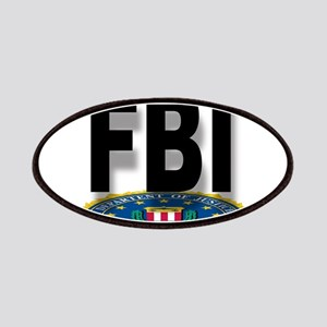 FBI Seal With Text Patch