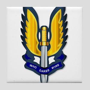 Special Air Service Badge Tile Coaster