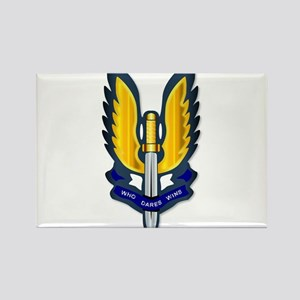 Special Air Service Badge Magnets