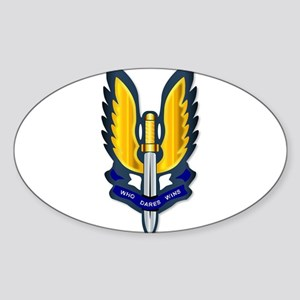 Special Air Service Badge Sticker