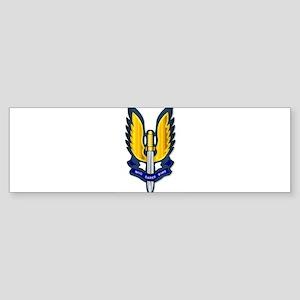 Special Air Service Badge Bumper Sticker