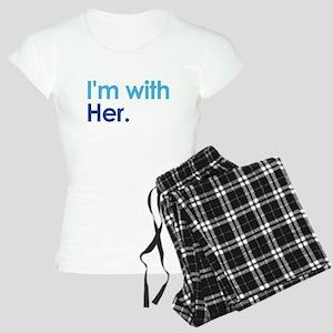 I'm With Her Pajamas