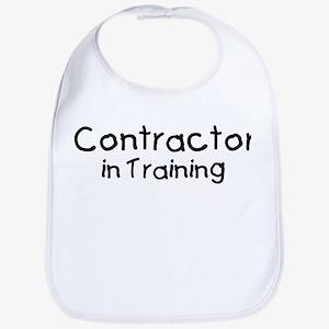 Contractor in Training Bib