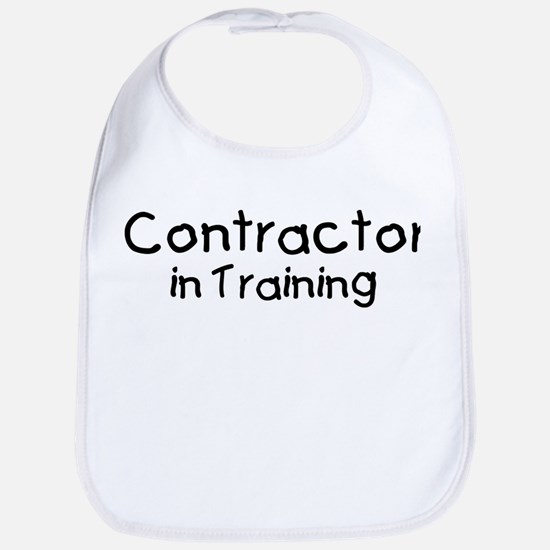 Contractor in Training Bib