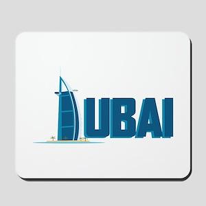 Dubai Hotel Mousepad