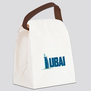 Dubai Hotel Canvas Lunch Bag