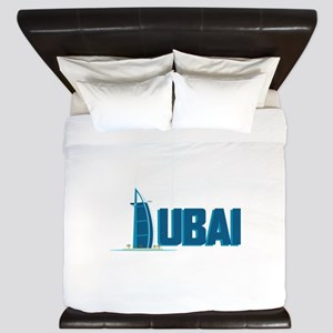 Dubai Hotel King Duvet