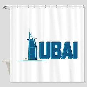 Dubai Hotel Shower Curtain