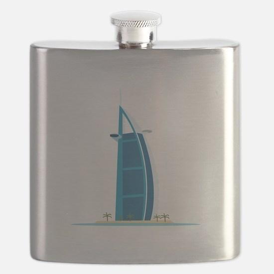 Burj Al Arab Dubai Flask