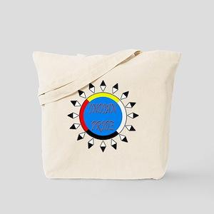 Indian Pride Tote Bag