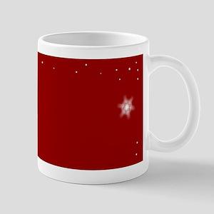 Christmas Copy Space Mugs
