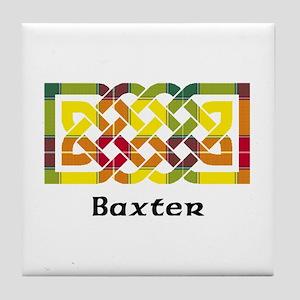 Knot - Baxter Tile Coaster