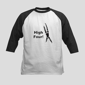 High Four Baseball Jersey