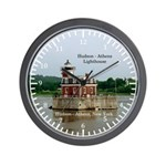 Hudson Athens Lighthouse Wall Clock