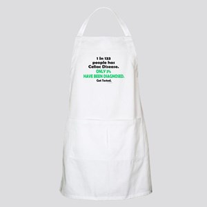 1 In 133 Has Celiac Disease 1.3 BBQ Apron