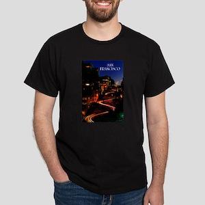 Lombard Street San Francisco T-Shirt