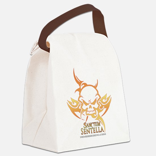 Sentella Canvas Lunch Bag