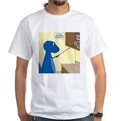T-Rex Tools White T-Shirt
