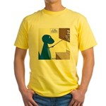 T-Rex Tools Yellow T-Shirt