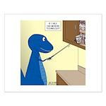 T-Rex Tools Small Poster