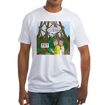 Moon Tower Fitted T-Shirt
