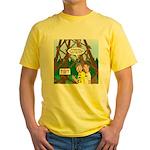 Moon Tower Yellow T-Shirt