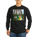 Moon Tower Long Sleeve Dark T-Shirt