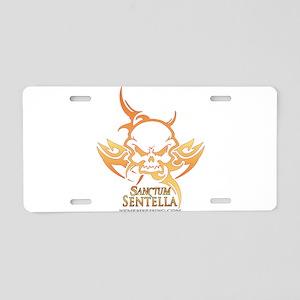 Sentella Aluminum License Plate
