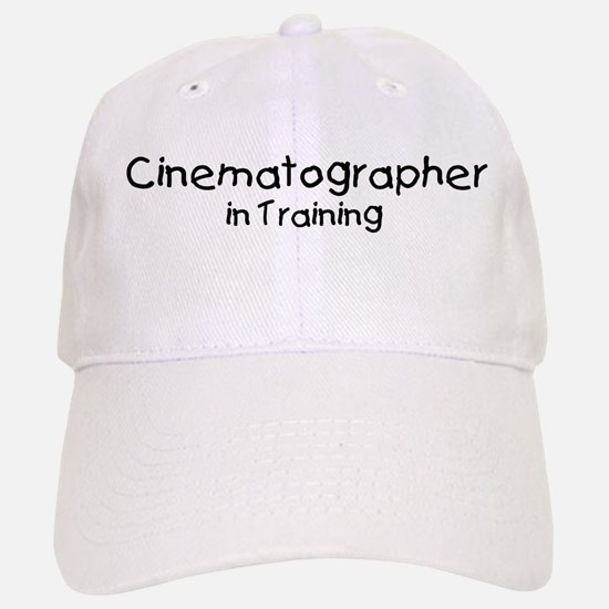 Cinematographer in Training Baseball Baseball Cap