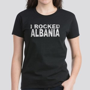 I Rocked Albania Women's Dark T-Shirt