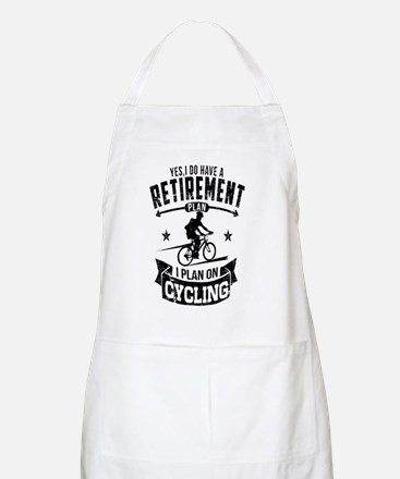 Funny Cycle Light Apron