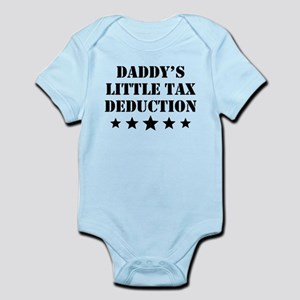 Daddys Little Tax Deduction Body Suit