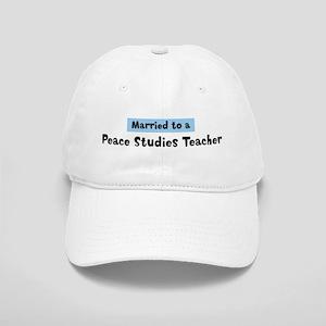 Married to: Peace Studies Tea Cap