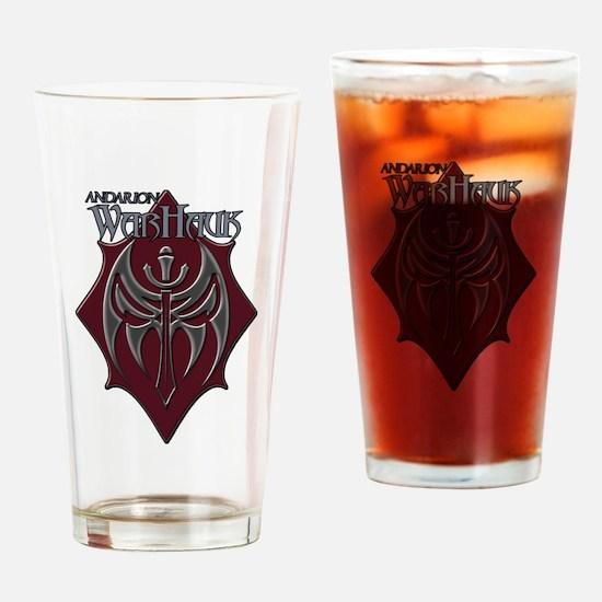 Hauk Drinking Glass