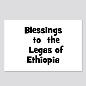 Blessings  to  the  Legas of  Postcards (Package o