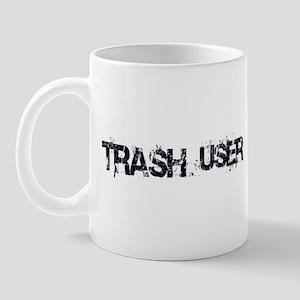 Trash user Mug