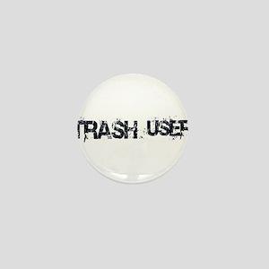 Trash user Mini Button