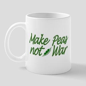 Make Peas not War Mug