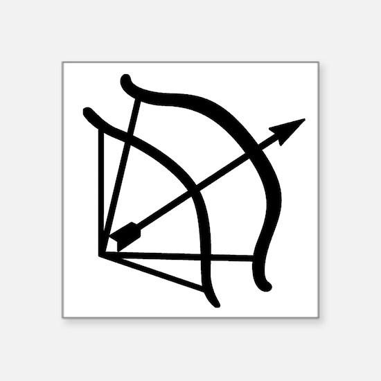 Dark-Hunter Bow Sticker