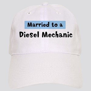 Married to: Diesel Mechanic Cap