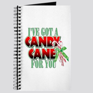 Candy Cane For You Journal