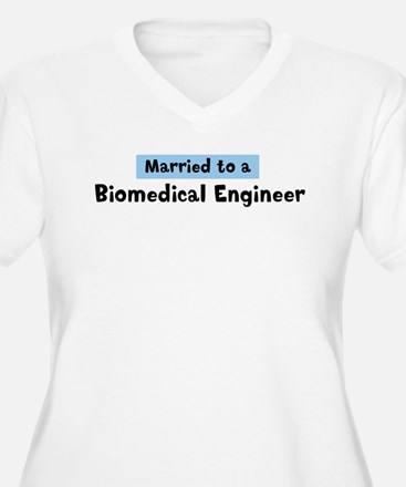Married to: Biomedical Engine T-Shirt