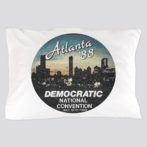DNC1988faded Pillow Case