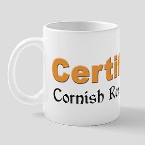 Cornish Rex Addict Mug
