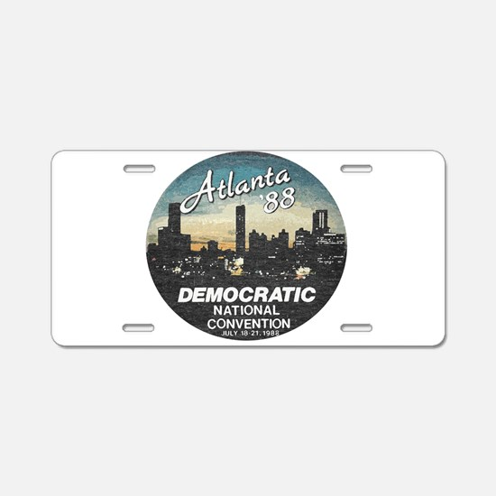 DNC1988faded.png Aluminum License Plate