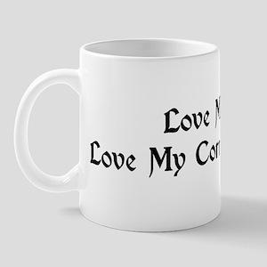 Love My Cornish Rex Mug