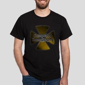CT in Gold Dark T-Shirt
